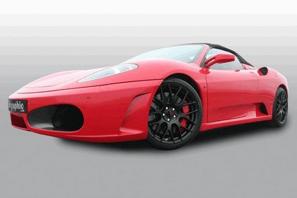 2007 Ferrari F430 spider by Cargraphic 6
