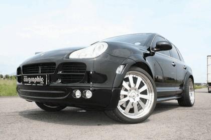 2007 Porsche Cayenne ( 955 ) Widebody 2 by Cargraphic 1