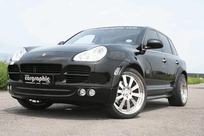 2007 Porsche Cayenne ( 955 ) Widebody 2 by Cargraphic 2