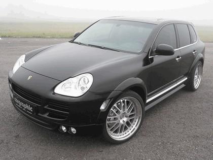 2007 Porsche Cayenne ( 955 ) Widebody 2 by Cargraphic 10