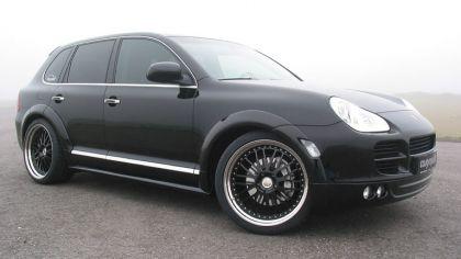 2007 Porsche Cayenne ( 955 ) Widebody 2 by Cargraphic 9