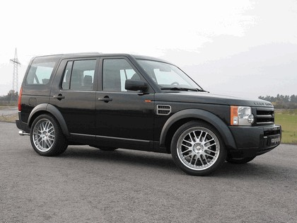 2009 Land Rover Discovery 3 by Cargraphic 1
