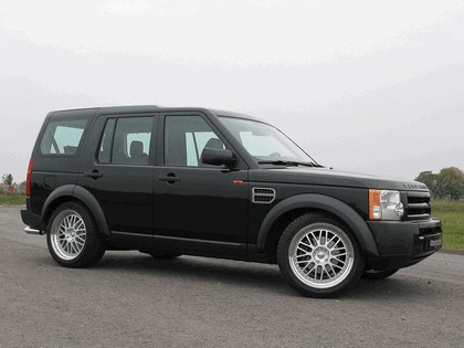 2009 Land Rover Discovery 3 by Cargraphic 3