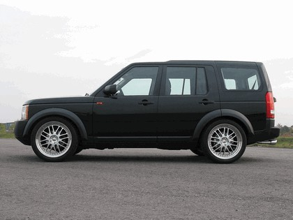 2009 Land Rover Discovery 3 by Cargraphic 6