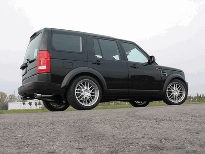 2009 Land Rover Discovery 3 by Cargraphic 8