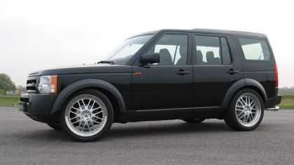 2009 Land Rover Discovery 3 by Cargraphic 4