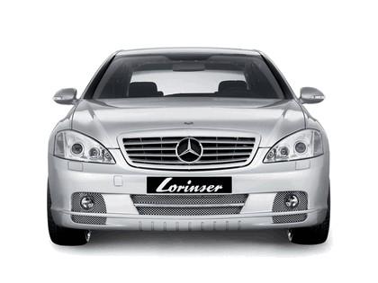 2005 Mercedes-Benz S-klasse ( W221) by Lorinser 5