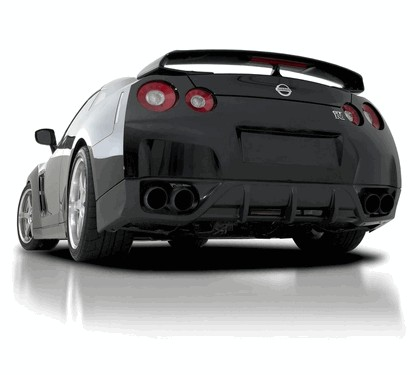 2009 Nissan GT-R R35 by Ventross 5