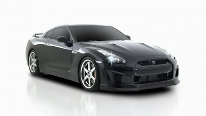 2009 Nissan GT-R R35 by Ventross 2