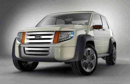 2003 Ford Model U concept 1