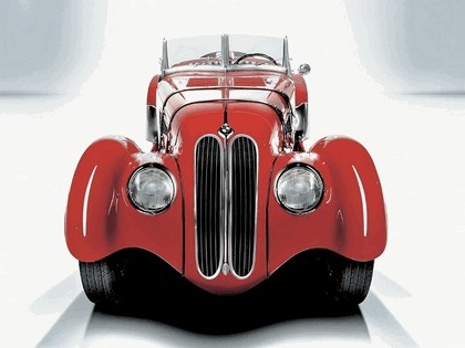 1936 BMW 328 roadster 5