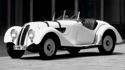 1936 BMW 328 roadster 8