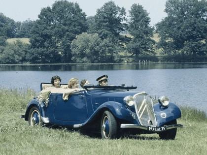 1935 Citroen Traction Avant 11CV cabriolet 1