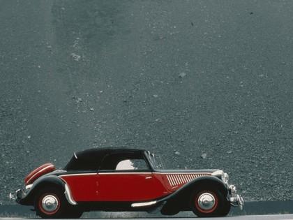1935 Citroen Traction Avant 11CV cabriolet 5