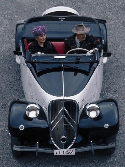 1935 Citroen Traction Avant 11CV cabriolet 7