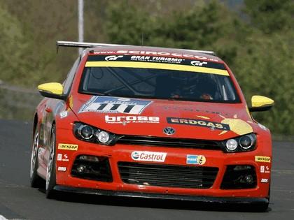 2009 Volkswagen Scirocco GT24 - 24hr Nurburgring 2