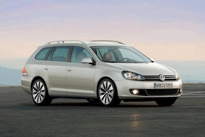 2009 Volkswagen Golf VI Variant 4