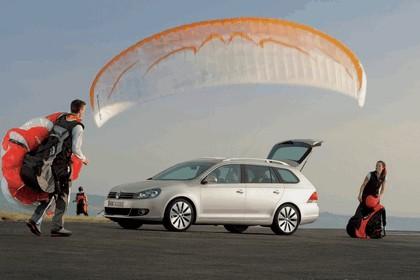 2009 Volkswagen Golf VI Variant 10
