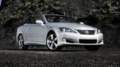 2010 Lexus IS350C convertible 2