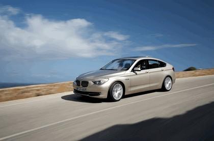 2009 BMW 5er Gran Turismo 10