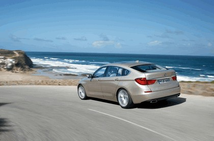 2009 BMW 5er Gran Turismo 11
