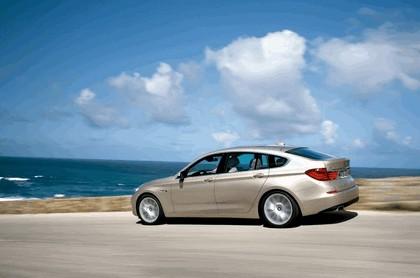 2009 BMW 5er Gran Turismo 12
