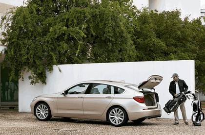2009 BMW 5er Gran Turismo 14