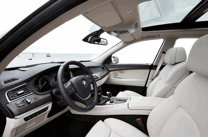 2009 BMW 5er Gran Turismo 42