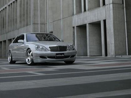 2006 Mercedes-Benz S-klasse ( W220 ) by Wald 3