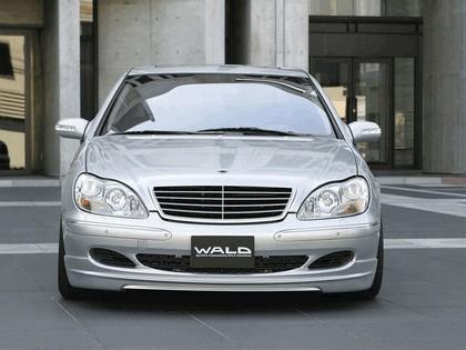 2006 Mercedes-Benz S-klasse ( W220 ) by Wald 4