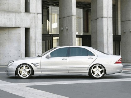 2006 Mercedes-Benz S-klasse ( W220 ) by Wald 5