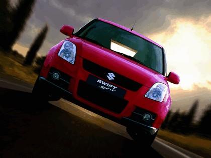2005 Suzuki Swift sport 7