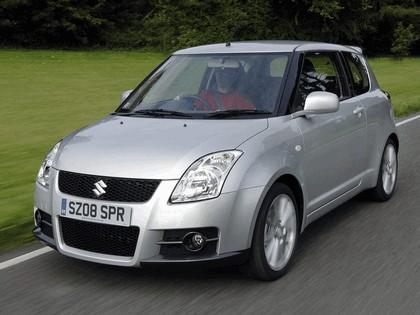 2005 Suzuki Swift sport 8