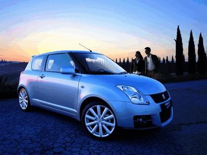 2005 Suzuki Swift sport 10