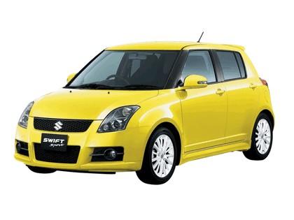 2005 Suzuki Swift sport 14