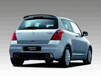 2005 Suzuki Swift sport 15