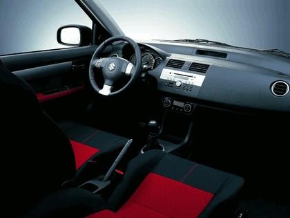 2005 Suzuki Swift sport 18