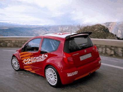 2003 Citroen C2 Sport Super 1600 2