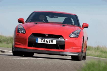2009 Nissan GT-R R35 1