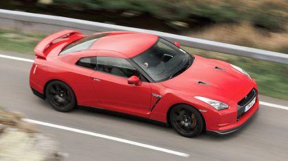 2009 Nissan GT-R R35 2