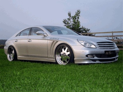 2008 ASMA Design Shark ( based on Mercedes-Benz CLS C219 ) 1