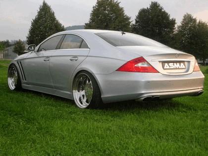 2008 ASMA Design Shark ( based on Mercedes-Benz CLS C219 ) 2
