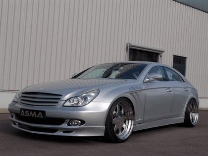 2008 ASMA Design Shark ( based on Mercedes-Benz CLS C219 ) 6