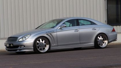 2008 ASMA Design Shark ( based on Mercedes-Benz CLS C219 ) 5