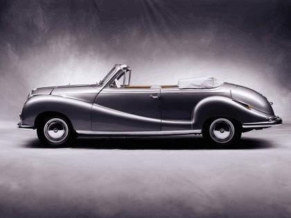 1954 BMW 502 cabriolet 2
