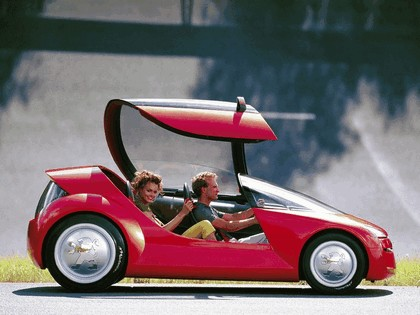 2000 Peugeot Bobslid concept 4