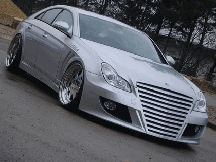 2009 ASMA Design Shark II ( based on Mercedes-Benz CLS C219 ) 1