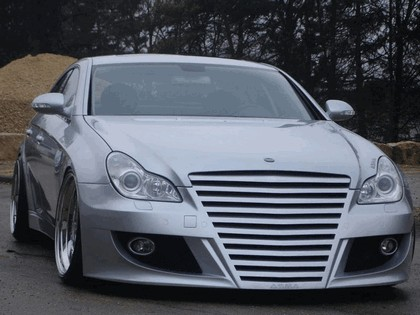 2009 ASMA Design Shark II ( based on Mercedes-Benz CLS C219 ) 2