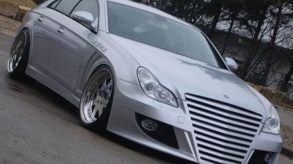 2009 ASMA Design Shark II ( based on Mercedes-Benz CLS C219 ) 3