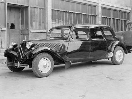 1935 Citroen Traction Avant 11CV combi 2